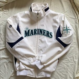 Seattle Mariners On-Field Thermal Jacket